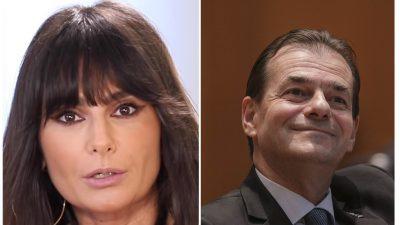 Dana Budeanu, comparație inedită între Ludovic Orban și Gigi Becali. Ce a observat vedeta