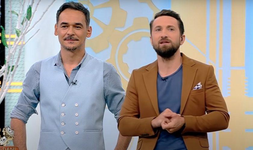 """Dani Oțil, derapaj semi-indecent la TV. Ce sfat are pentru femeile despărțite și """"veverițele lor"""": """"Ați divorțat?"""""""