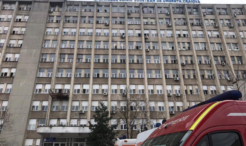 Descinderi în această dimineață la Spitalul de Urgenţă Craiova, după ce s-a aflat că zeci de certificate medicale au fost falsificate