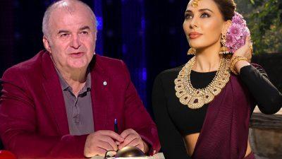 Florin Călinescu, săgeată acidă la adresa Iuliei Vântur la Românii au Talent. Toată România l-a auzit