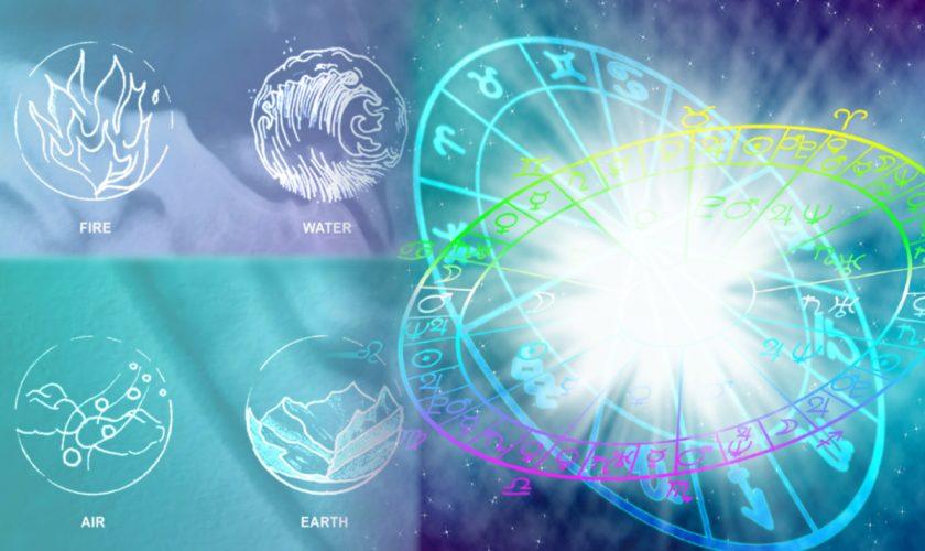 Horoscop. Ce ascund cele 4 triade zodiacale aer, apă, foc, pământ. Sigur nu știai asta