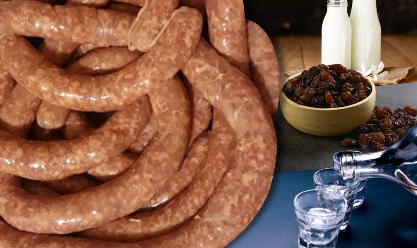 Ingrediente bizare băgate în carnea de cârnați. Tu ai avea curaj să mănânci așa ceva?