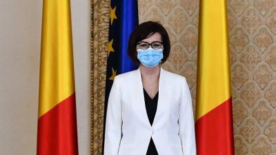Ioana Mihăilă, deconturi de la Pfizer. Câți bani a primit ca sponsorizări noul ministru al Sănătății