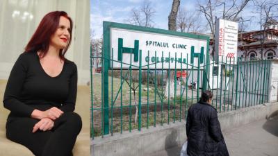 """Medicul Laura Zarafin rupe tăcerea despre situația de la Spitalul Colentina: """"Nu este normal"""""""