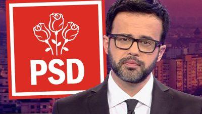 Mihai Gâdea, derapaj halucinant la Antena 3: 'Ciuma roșie l-a scăpat'