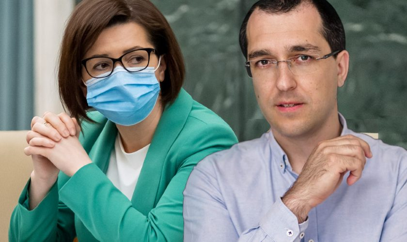 """Ministrul Sănătății îl aprobă pe Vlad Voiculescu: """"Există diferenţe între diversele sisteme de raportare"""""""