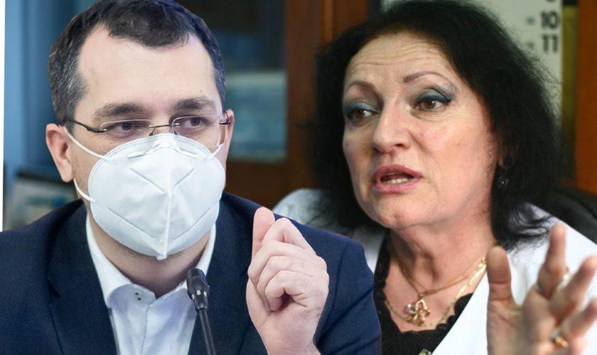 Monica Pop îl desființează pe Vlad Voiculescu: 'Este un demon'