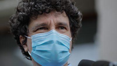 """Nicușor Dan, criticat dur de către un ministru: """"Suferă de sindromul """"Mesia din debara"""""""""""