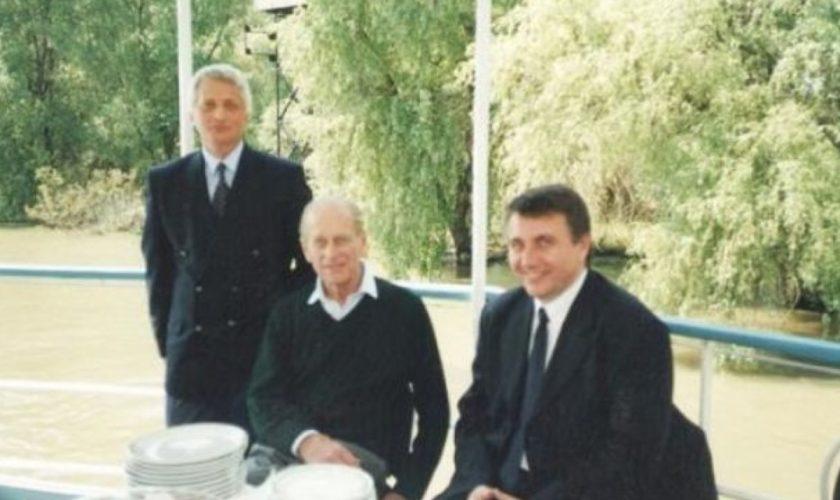 Prinţul Philip, fascinat de Delta Dunării. Ce a declarat în scurta sa vizită din 2001. Localnicii au rămas impresionați