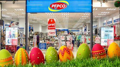 Program Pepco de 1 mai și Paște. Cum vor funcționa magazinele în acest weekend