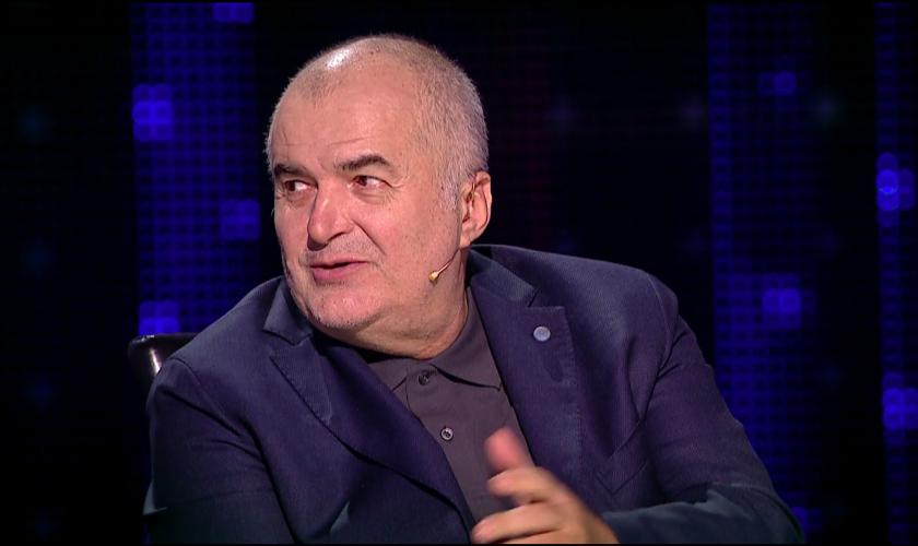 """Cum vrea Florin Călinescu să fie îngropat, de fapt. A șocat juriul la Românii au Talent: """"O, Doamne!"""""""