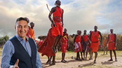 Sebastian Buși, subprefectul de București, a mers în Kenya după doar 22 de zile de lucru. Cum a fost posibil