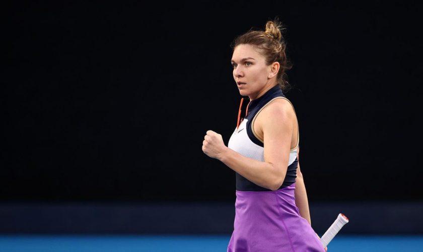 Simona Halep i-a făcut probleme grave unei foste adversare. Ce s-a întâmplat la Australian Open 2021