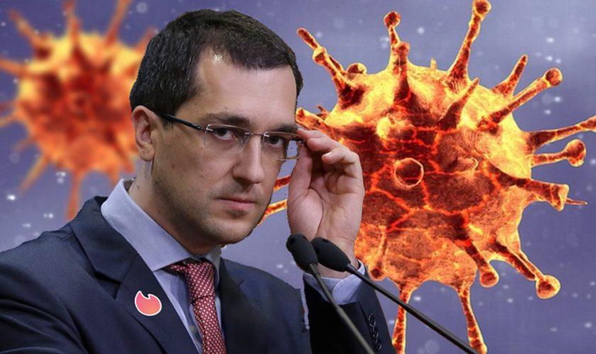 Vlad Voiculescu, anunț de ultimă oră despre pericolul de la Matei Balș. Ce tulpină au descoperit acum