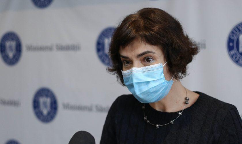 Andreea Moldovan, anunț de ultimă oră despre carantinarea Bucureștiului. Ce măsuri prevede noul ordin al Ministerului Sănătății