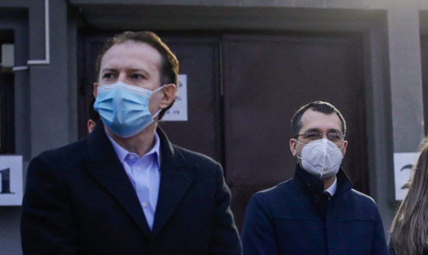 Florin Cîțu, prima reacție după ce Vlad Voiculescu a comis-o din nou. Care va fi soarta ministrului Sănătății