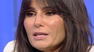 Dana Budeanu a început să plângă în direct la TV. Momentul e tulburător, nu s-a mai putut abține VIDEO