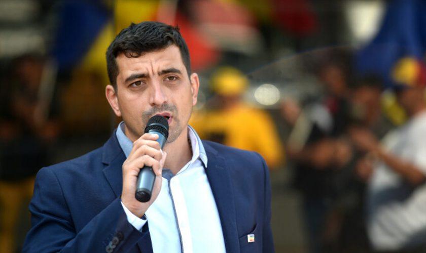 """George Simion, mesaj pentru românii care ies în stradă. """"Este penibil totul şi oamenii s-au săturat"""""""