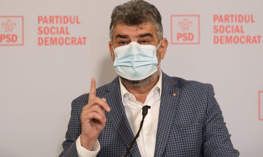 """Marcel Ciolacu, reacție explozivă după tragedia de la """"Victor Babeș"""": """"Au murit oameni fără oxigen din vina lor!"""""""