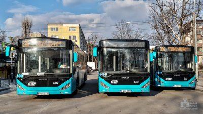 Program STB de 1 mai și de Paște. Cum vor circula autobuzele și tramvaiele în zilele de 1, 2 și 3 mai