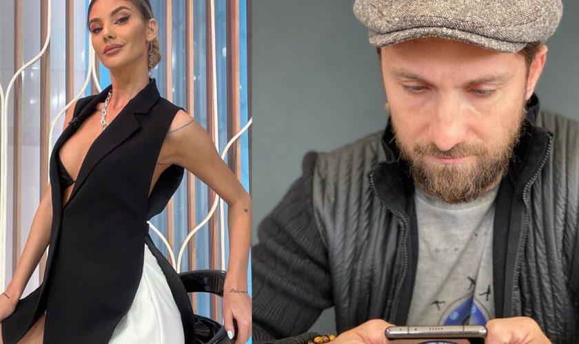Ramona Olaru a scăpat porumbelul în direct la Antena 1. Dani Oțil și-a pus mâinile în cap: 'Aoleu, nu la TV'