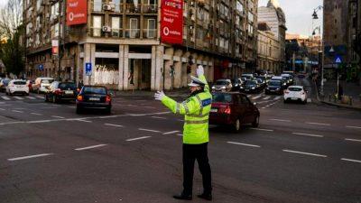 Restricții de circulație de Paște. Unde nu pot circula șoferii români, de fapt