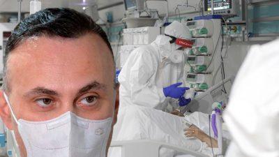 Medicul Adrian Marinescu, adevărul despre pacienții Covid-19 în stare gravă. Ce au în comun
