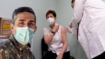 Valeriu Gheorghiță, ultimele informații despre vaccinarea anti-Covid-19 la medicul de familie. Cu ce ser vor fi imunizați cetățenii, de fapt