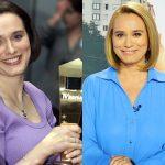 Andreea Esca și-a schimbat coafura, în sfârșit! Apariție inedită la Știrile PRO TV, fanii sunt surprinși
