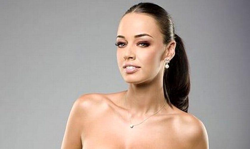 Andreea Raicu rupe tăcerea despre poza ei nud. De ce ar fi făcut-o, de fapt