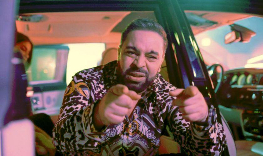 Care este, de fapt, mașina preferată a lui Florin Salam. Și-a cumpărat-o special pentru a simți ceea ce simt rapperii americani. FOTO