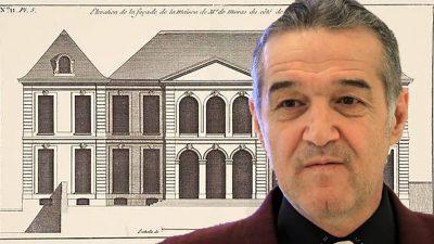Ce secret ascunde palatul lui Gigi Becali. Ce se află, de fapt, sub el