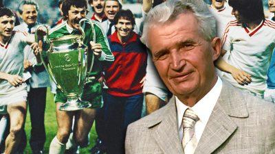 Ce primeau jucătorii Stelei din partea lui Nicolae Ceaușescu. Fotbaliștii erau răsfățații dictatorului