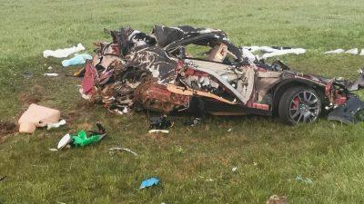 Cine sunt, de fapt, cei doi bărbați care au murit în accidentul tragic din Suceava. Au vrut să testeze un Maserati