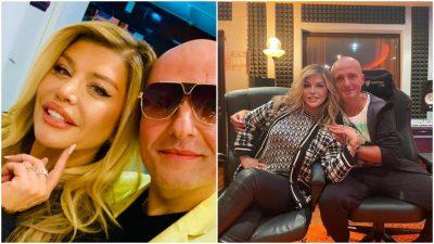 """EXCLUSIV Cum a convins-o Costi Ioniță pe Loredana Groza să cânte piesa """"Fericire"""": """"A acceptat în două secunde să cânte cu maneliștii"""""""