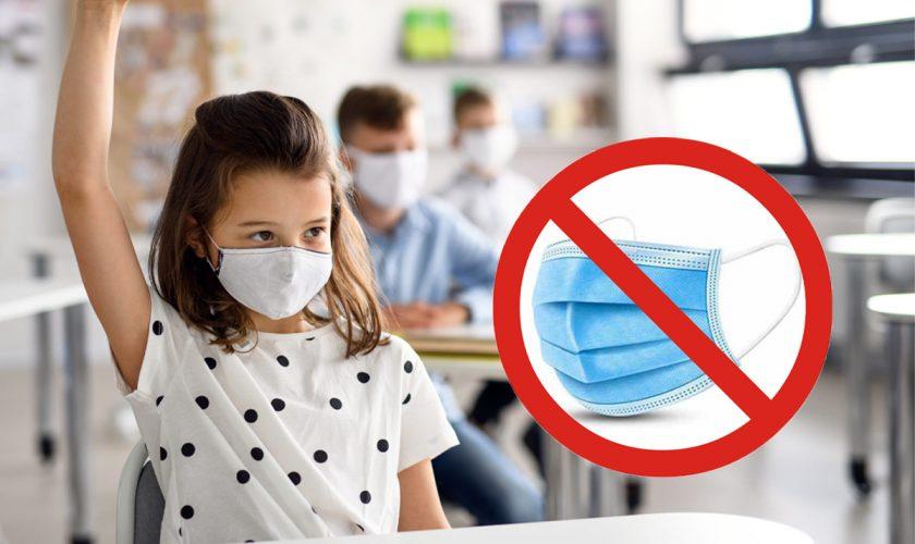 Cum se va renunța la masca de protecție în școli. Anunțul ministrului Educației