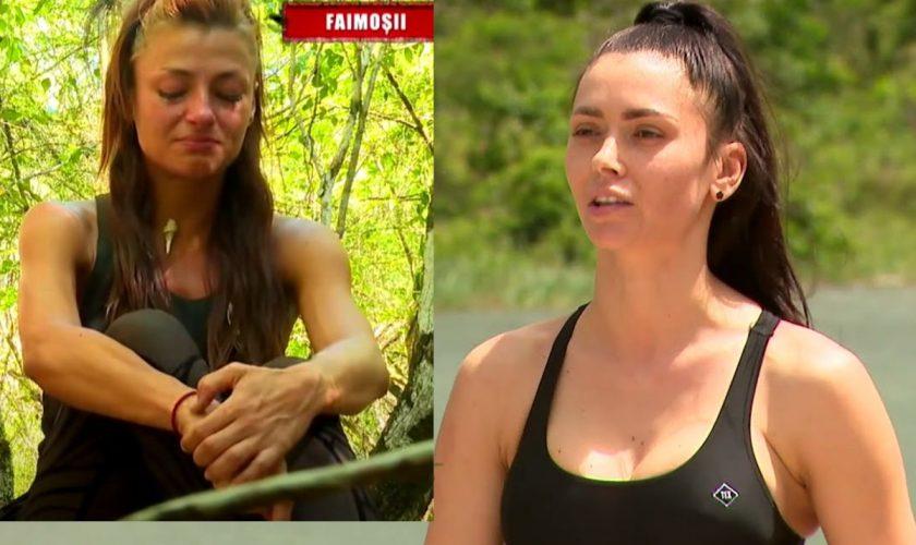 De ce Raluca Dumitru a amenințat-o cu bătaia pe Elena Marin, de fapt. Ce s-a întâmplat la Survivor 2021 EXCLUSIV
