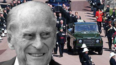De ce a murit, de fapt, Prințul Philip. Britanicii au anunțat acum cauza decesului