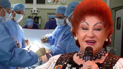 Elena Merișoreanu se operează de urgență. Vestea cumplită pe care a primit-o la doctor. EXCLUSIV