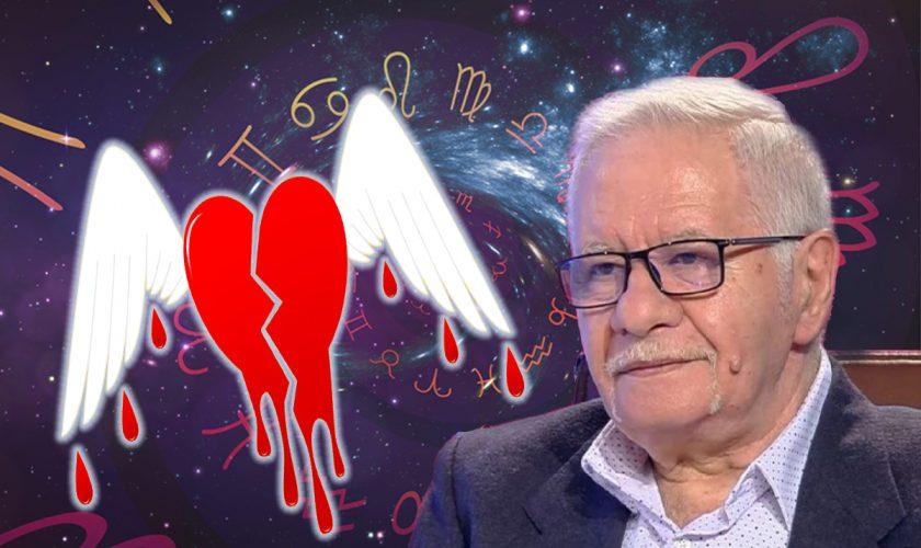 Horoscopul despărțirilor. Mihai Voropchievici știe cine va suferi: Berbecii vor să simtă că sunt iubiţi VIDEO