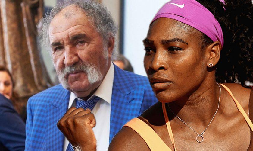 Ion Țiriac, jignit de Serena Williams. Ce a spus rivala Simonei Halep chiar azi