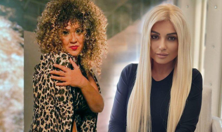 """Minodora și Bianca Rus, la cuțite. De la ce a pornit scandalul: """"Nu poate să cânte nimic, se strofoacă"""""""