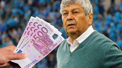Mircea Lucescu, bonus financiar colosal. Câți bani ia antrenorul român dintr-un foc