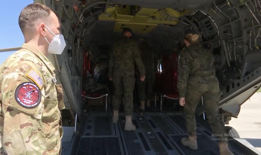 """O mie de militari din trupe NATO, pe teritoriul României: """"Consolidarea cooperării nord-atlantice este tot mai necesară"""""""