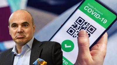Rareș Bogdan, anunț bombă despre certificatul verde european. Ce se întâmplă cu carantina, de fapt