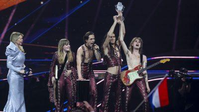 Șoc la finala Eurovision 2021. Ce concurenți ar fi consumat droguri în timpul transmisiei live VIDEO