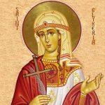 Calendar ortodox 13 mai. Azi prăznuim sfânta care putea vindeca de boli oamenii