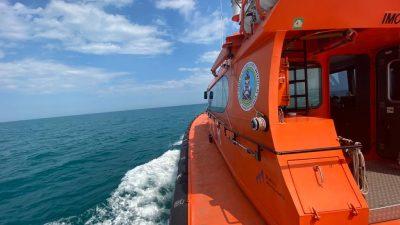 Încă o tragedie la Marea Neagră. Trei pescari au murit după ce ambarcațiunea în care se aflau s-a scufundat