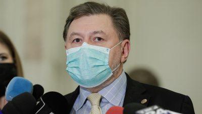 """Avertismentul medicului Alexandru Rafila după relaxarea restricțiilor: """"Există două categorii de efecte nedorite"""""""