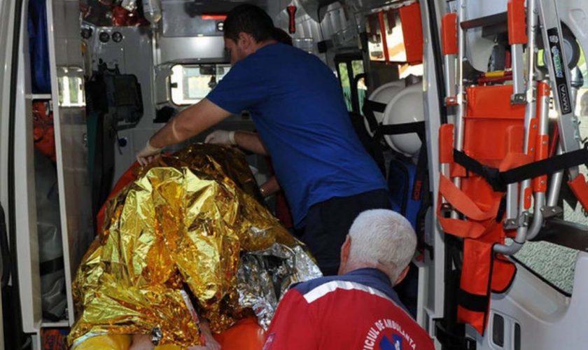Femeie, stropită cu benzină și incendiată de soț. De frică, victima a îndurat suferința și nu a sunat la 112. Ce s-a întâmplat a doua zi
